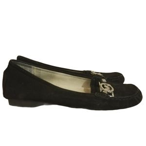 Micheal Kors Suede Loafer